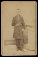 Hiram M. Roberts, 2nd Lieut., Co. K, 67th U.S.C.I.