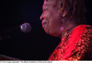 Poets 'n Jazz Photograph UNTA_AR0797-169-044-0756 Poets 'n Jazz