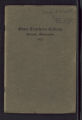State Teachers College Duluth, Minnesota 1921, Nineteenth Annual Catalogue With Announcements for 1921-1922