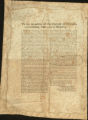 Thumbnail for To the members of the Society of Friends, constituting Ohio yearly Meeting