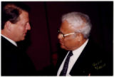 Al Gore and Ben Hooks