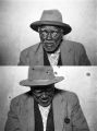 Images of an elderly African American man.