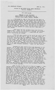 Press copy of the Remarks of the President Upon Signing of the Golden Book in Rudolph Wilde Platz, Berlin Germany, 26 June 1963