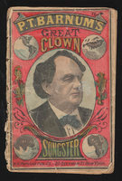 Songster: P.T. Barnum's Great Clown Songster