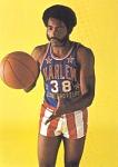 Jerry Venable Harlem Globetrotters Card