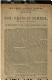 The crime against Kansas Speech of Hon. Charles Sumner, of Massachusetts. In the Senate of the United States, May 19, 1856