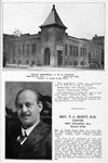 Grant Memorial A.M.E. Church; Rev. T. Leslie Scott, D.D., Pastor