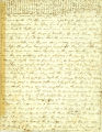 Reverend David E. Blaine letter to his family regarding life in Oregon and Washington Territories and the Yakima War, March 19, 1856