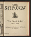 The Survey, September 27, 1919. (Volume 42, Issue 26)