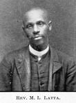 Rev. M. L. Latta