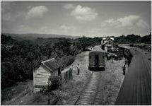 Passenger Rail Way