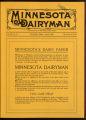 Minnesota Dairyman, Volume III, Number 2, April 1908