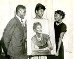 Barbara Chase-Riboud and parents