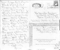 Letter to Langston Hughes