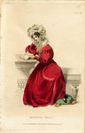 Morning dress, Winter 1829