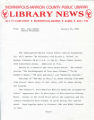 Indianapolis-Marion County Public Library LIBRARY NEWS January 26, 1982