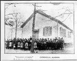 "Black Education- ""Colored School"""