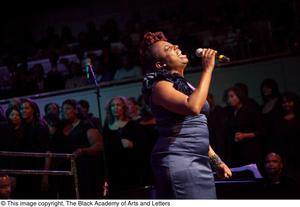 Black Music and the Civil Rights Movement Concert Photograph UNTA_AR0797-138-008-1436