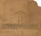 Thumbnail for Members of the Capital City Guards in uniform.