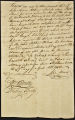 Bill of sale executed by John Minor, acting as an attorney for Stephen Minor, 1800