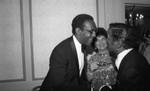 Bill Cosby and Sammy Davis Jr., Los Angeles, 1983