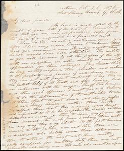 Letter from Isaac Knapp, Boston, [Massachusetts], to William Lloyd Garrison, 1835 Oct[ober] 26
