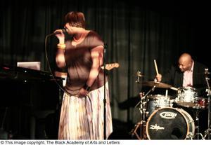 Poets 'n Jazz Photograph UNTA_AR0797-170-011-0134 Poets 'n Jazz Poets 'n Jazz Number 2]