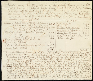 Letter from Richard Davis Webb to Maria Weston Chapman
