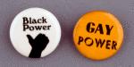 Black power; Gay power