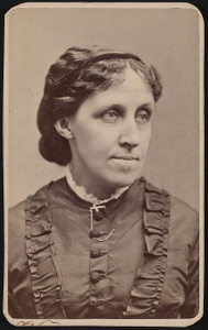 [Louisa May Alcott, writer, abolitionist, and Civil War nurse]