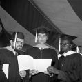 Black graduates at Temple University