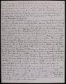 Alpheus Shreve Badger writings [fragment], 1852