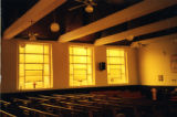 Guildfield Missionary Baptist Church: interior view of sanctuary
