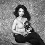 Woman with Award, Los Angeles, 1978