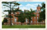 Johnson C. Smith University, Charlotte, NC, Biddle Memorial Hall