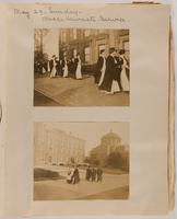 Eleanor Myers Jewett Scrapbook, vol. 2, 1909-1910, page 153