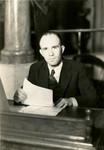 Congressman Augustus F. Hawkins