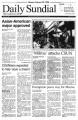 Sundial (Northridge, Los Angeles, Calif.) 1998-02-23