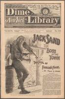 Jack Sand, the boss of the town, or, The fool of Fiddler's Folly