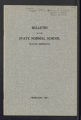 Bulletin of the State Normal School Duluth, Minnesota, Vol. V No. 4, February 1911