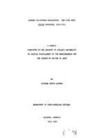 Booker Taliaferro Washington: the view from crisis magazine, 1910-1915, 1987