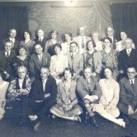 Reading High School class of 1904 25th reunion