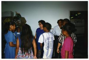 [Students at San Antonio Children's Museum] San Antonio Chapter of Links Records