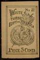 White Slaves of Turkey, Egypt and America / by A. B. Courtney.