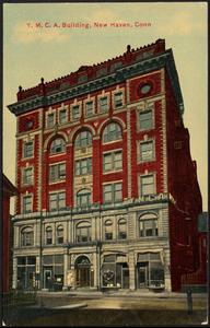 Y.M.C.A. building, New Haven, Conn