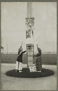 """""""Suffrage campaign days in New Jersey"""""""