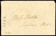 Letter to] Dear Caroline [manuscript