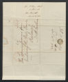 Correspondence to William W. Birth, civil engineer of Washington, D.C.