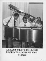 Albany State College Yearbook 1989 pt. 2 pg.67-137
