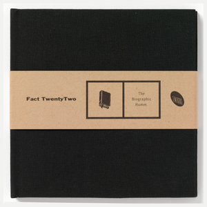CD Cover: Fact TwentyTwo